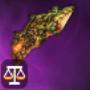 残酷な激怒のラズカ魔石