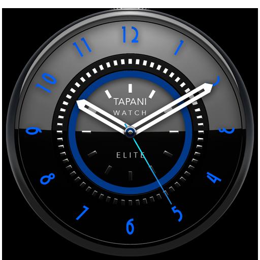 ELITE Designer Clock Widget