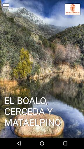 El Boalo Cerceda y Matalpino