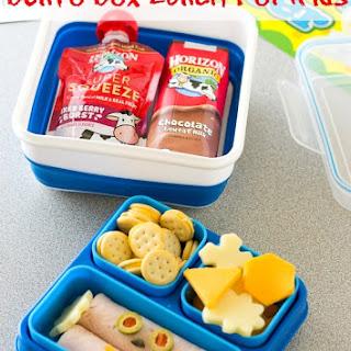 Bento Box Lunch with Horizon