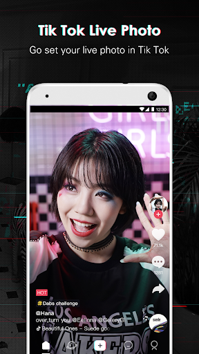 TikTok lite 1.1.4 screenshots 1