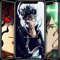 Black Clover Anime Wallpaper icon