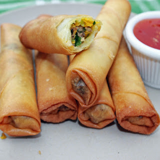 Beef Spring Rolls Recipes.