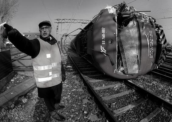 Incidente ferroviario di St3fa