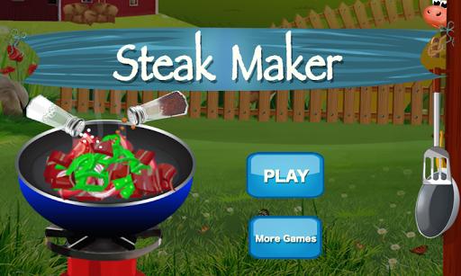 Steak Maker - Crazy Cooking