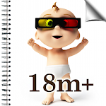 Baby Flashcards: 18+ Months Icon