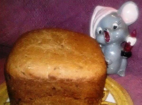 Fig-bloodorange-aniseseed Bread For Bread Machine Recipe