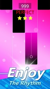 Piano Pink Tiles 4 – Music, Games & Magic Tiles 8