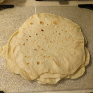 Soft & Thin Flour Tortillas Recipe