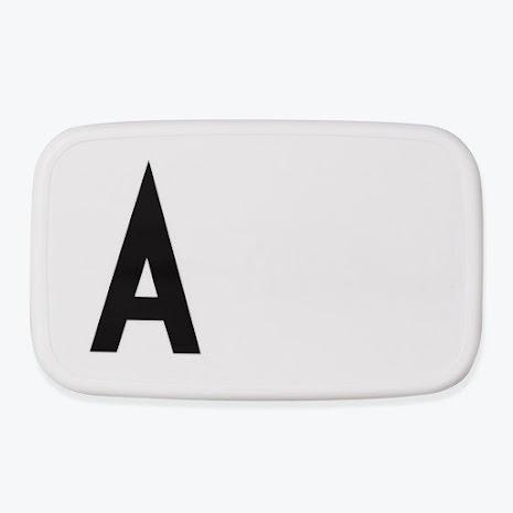 Design LettersLunchlåda A-Z