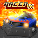 Racer.io Smash Cars on road icon