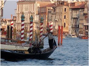 Photo: Venecia. El Gran Canal.  www.viajesenfamilia.it/