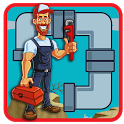 Master Plumber - Pipe Puzzle icon