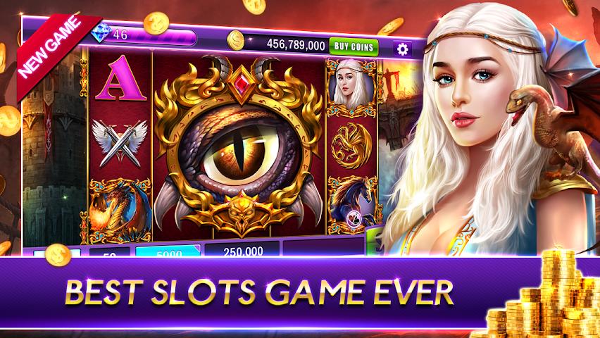 android Slots 777 - Casino Fantasy Screenshot 1