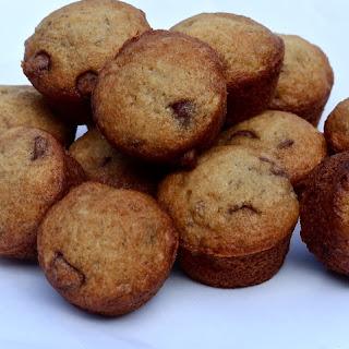Banana Chocolate Chip Mini Muffins Recipes