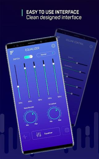 Volume Up 2019 - Sound Equalizer - Volume Booster 1.0.3 screenshots 5