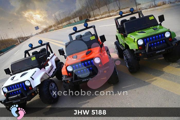Xe ô tô điện 4 động cơ JHW5188 1