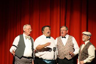 Photo: Harmonic Seasoning Chuck, Tomas, Frank, Ward