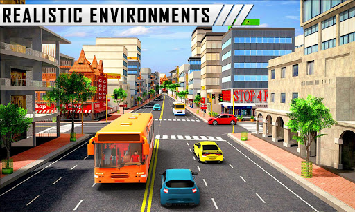 China Public Coach Bus Simulator Driving Zone 1.0.3 screenshots 6