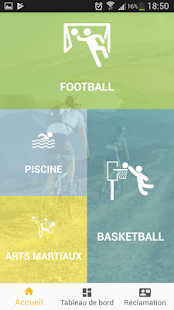 Cite Sport Adarissa - náhled