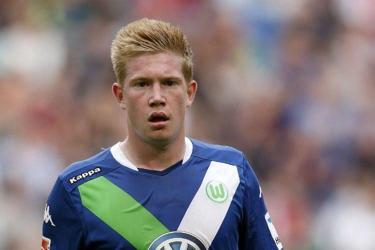 Wolfsburg, via Klaus Allofs, confirme le départ de De Bruyne