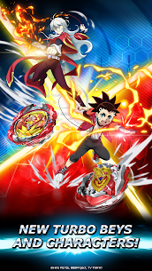 Beyblade Burst Rivals MOD APK (Unlimited Money) 2