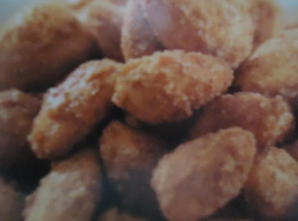 Norma's Holiday Almonds Recipe