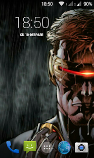 Heroes of Comics: Cyclops HD Wallpapers
