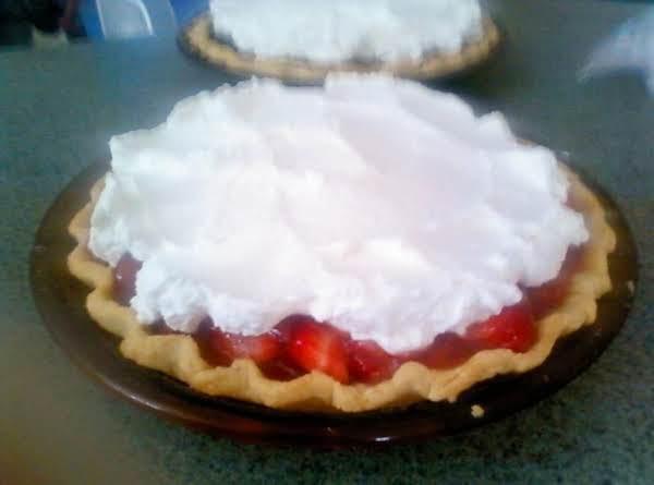 Delightful Strawberry Pie