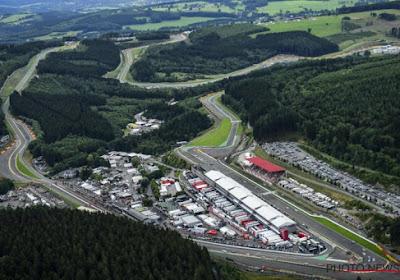 Spa maakt zich op voor GP van België