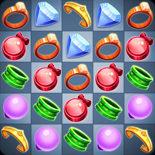 Lost Treasure Match 3