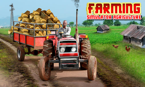 Heavy Duty Tractor Farming Tools 2019 Mod Apk Download For Android and Iphone 1
