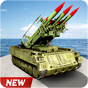 Missile Attack Combat Tank Shooting War icon