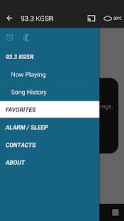 93.3 KGSR- screenshot thumbnail