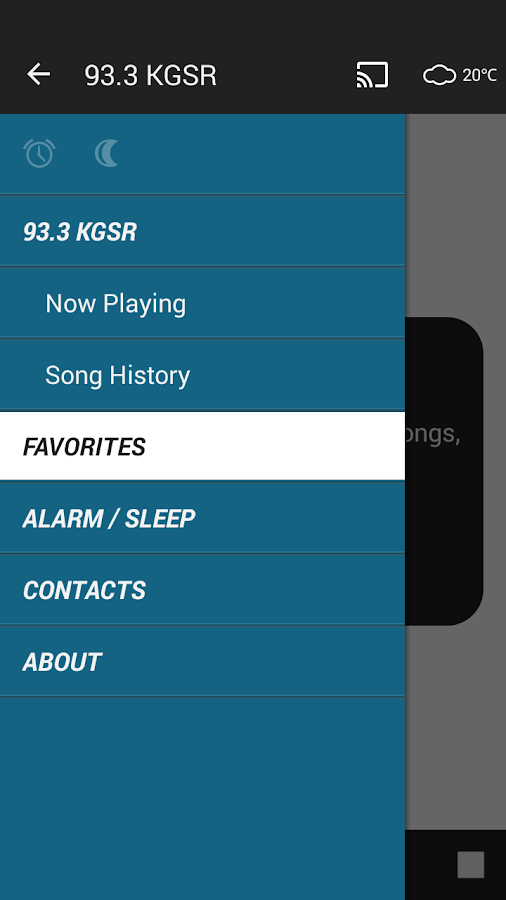 93.3 KGSR- screenshot