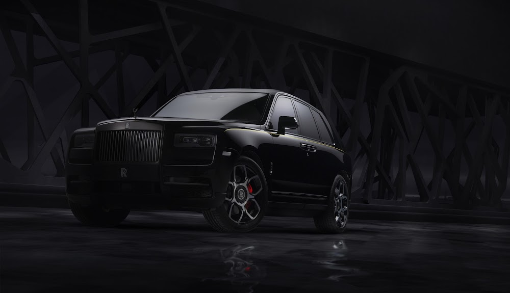 Rolls-Royce Cullinan gets 'rebellious' Black Badge treatment