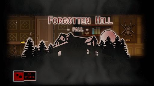 Forgotten Hill: Fall screenshots 1