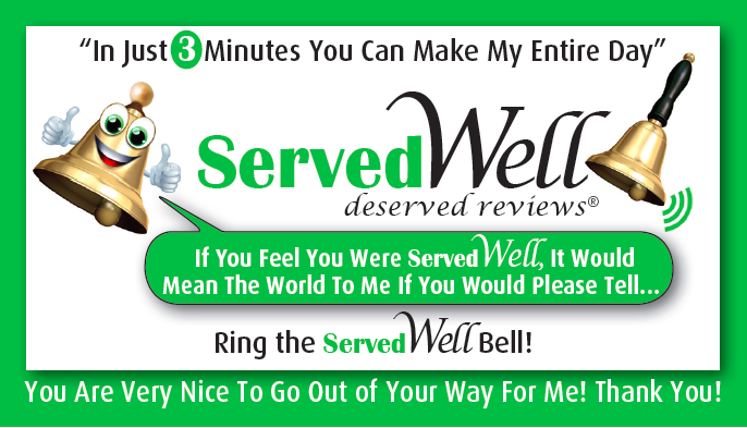 ServedWell review card icon