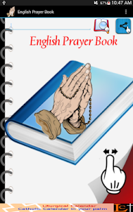 English Prayer Book- screenshot thumbnail