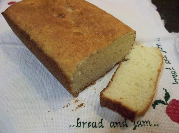Lemon Yogurt Bread Recipe