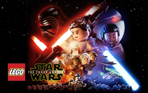 LEGO® Star Wars™: TFA screenshot 13