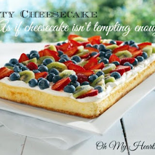 Fruity Cheesecake Recipe – Kraft Recipes