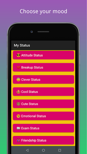 My Status - Best Quotes and Status | Copy & Share screenshots 2