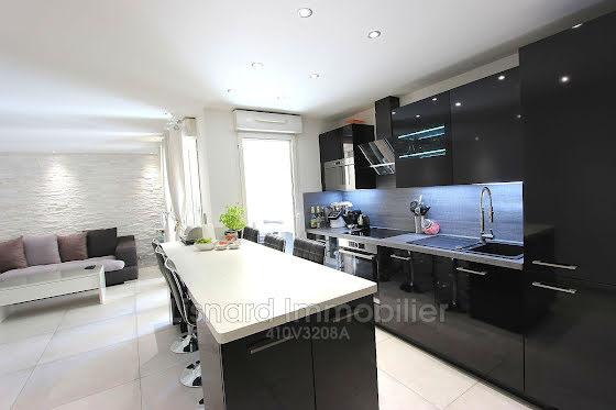 Vente appartement 3 pièces 60,41 m2