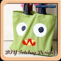 DIY Tote Bag Designs icon
