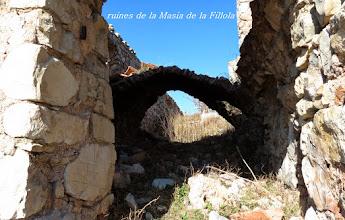 Photo: ruines der