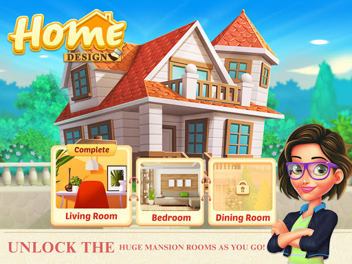 Home Design - Cooking Games & Home Decorating Game  screenshots 9