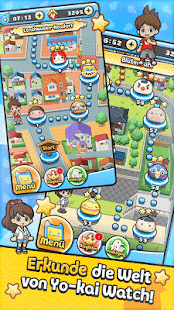YO-KAI WATCH  Wibble Wobble – Miniaturansicht des Screenshots