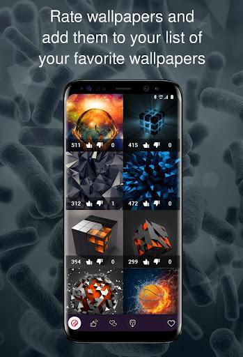3D wallpapers 4k 1.0.12 screenshots 4