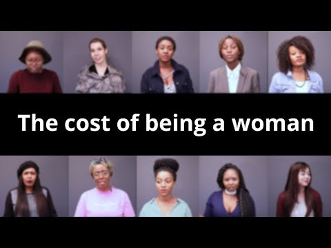 #WomensDay: The cost of being a woman